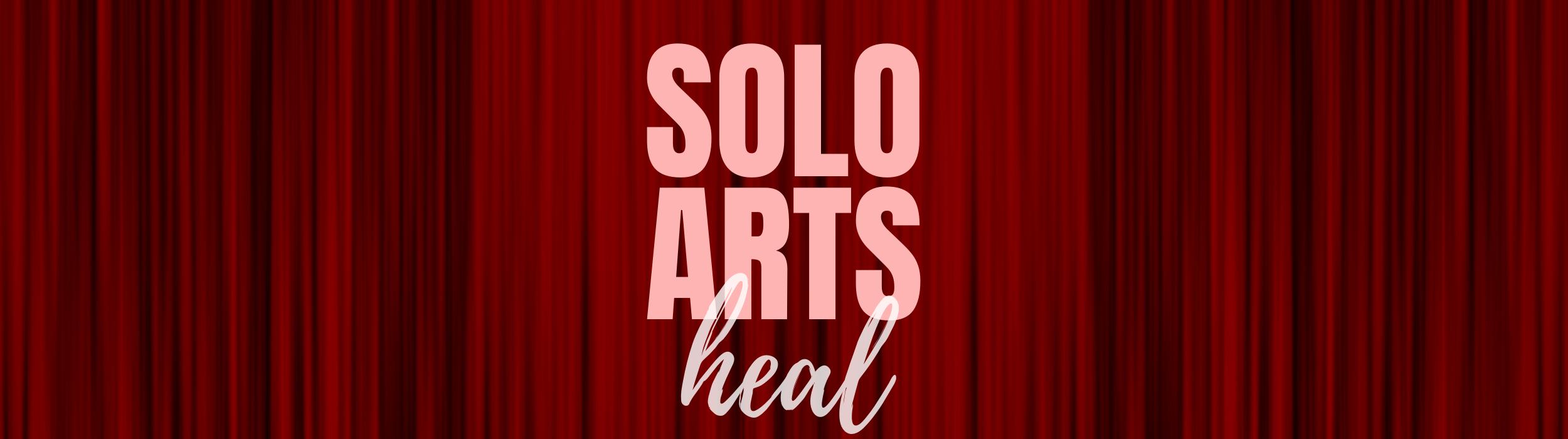 Solo Arts Heal Logo
